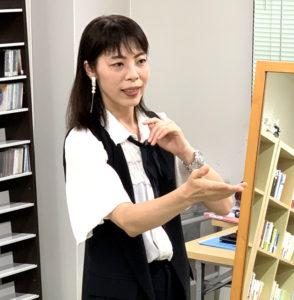 田邊美穂先生